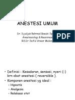 6. Anestesi Umum.ppt