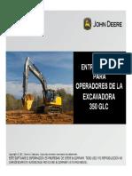 EXCAVADORA 350 GLC