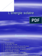 cours installation Solaire photovoltaique.pps