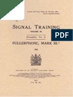 Fullerphone Mk III - 1923 (STV3 P3)