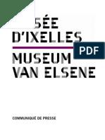 Au  Musée d'Ixelles