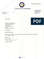 Tobolski resignation letter