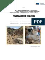 INFORME Nº 02 VALORIZACION.doc