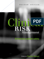 - Clinical Risk Management