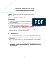 Latest Example of ASSIGNMENT- LITERATURE REVIEW (5)