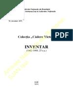 Colectia-Cadere-Victor-1902-1966