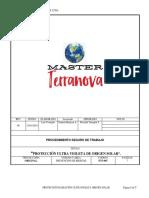 005- PTS PROTECCIÓN RADIACIÓN ULTRAVIOLETA ORIGEN SOLAR