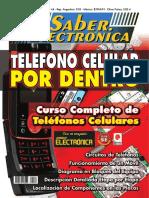 Club Saber Electronica - Telefonos celulares por dentro