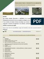 Central Fotovoltaica 150kWp de Abrantes