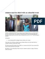 DALMAS OTIENO MARRIES THIRD WIFE [CLS - 305 - FAMILY LAW].doc