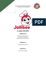 case study Jollibee