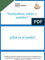 Estres y suicidio