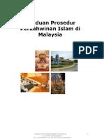Prosedur an Islam Di Malaysia
