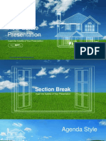Line House PowerPoint Templates.pptx
