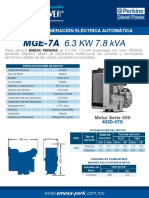 MGE-7 BETA