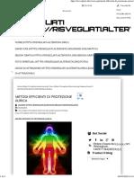 Metodi Efficienti Di Protezione Aurica