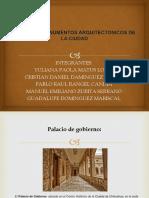 ALBUM DE MONUMENTOS ARQUITECTONICOS DE LA CIUDAD