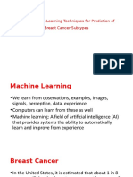 Using Machine Learning Techniques for Prediction of Breast Cancer Subtypes_upload