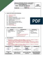 OPE-MIN-P-029 AFILADO DE BROCAS