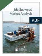Edible Seaweed Market Analysis 1.17.20 (1)