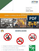 242881979 Presentacion Taller Hidrociclones PDF