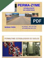 PRESENTACION PERMAZYME - BIOBAC PERU