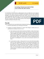 Lab 3 (Verilog Implementation of Stop Light Controller) (1)