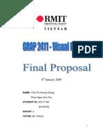G2_Final Proposal_Phan Ngoc Anh Thu & Thai Thi Huong Giang