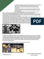 Primer trabajo de Basquetbol 1ro a,b y c