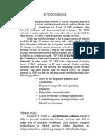 IP TAX Paper