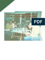 -Principios Científicos de la Conservación de la Madera. 2005