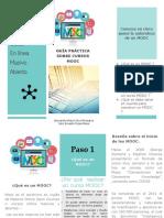 GUIA PRÁCTICA DE CURSOS MOOC 2018