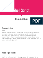 Shell Script (Bash)