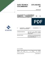 GTC-ISO-IEC67-sello de producto