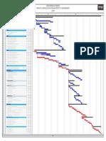 Cronograma Proeyecto Construccion de Oficina Proyecto - Mantenimiento UM EP