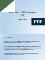 #Sales-Force-Effectiveness_Repsology_Tarek-Farahat
