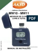 MW10 - MW11-03-0616-DI (Cloro livre-total)