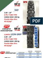 SFX Tire + PDF