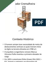 Elevador Cremalheira Rev. 02.pptx