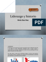 Liderazgo y historio