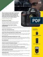 Nikon Leaflet d6 Web It IT--Original