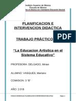PLANIFICACION T.P1
