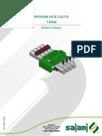 VDM6 Technical Catalogue