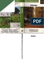 Árboles.Guías de Naturaleza
