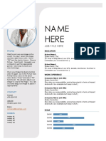 How to do resume