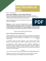 Hablemos Derecho en Guatemala