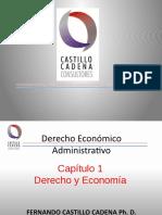 . Derecho Administrativo Económico