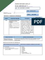 SESION 1 COM - NOS DIVERTIMOS LEYENDO