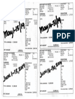 PAYSLIPS 2019 TCU  June May