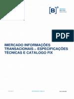 iMERCADO_InformacoesTransacionais_EspecificacaoeCatalogo-B3